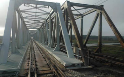 Remont mostu w Solcu Wielkopolskim