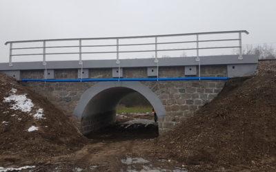 Remont obiektów inżynierskich na linii kolejowej nr 33 (odc 5 km – 13 km)